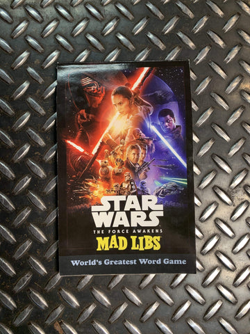 Penguin Random House Books Mad Libs Star Wars