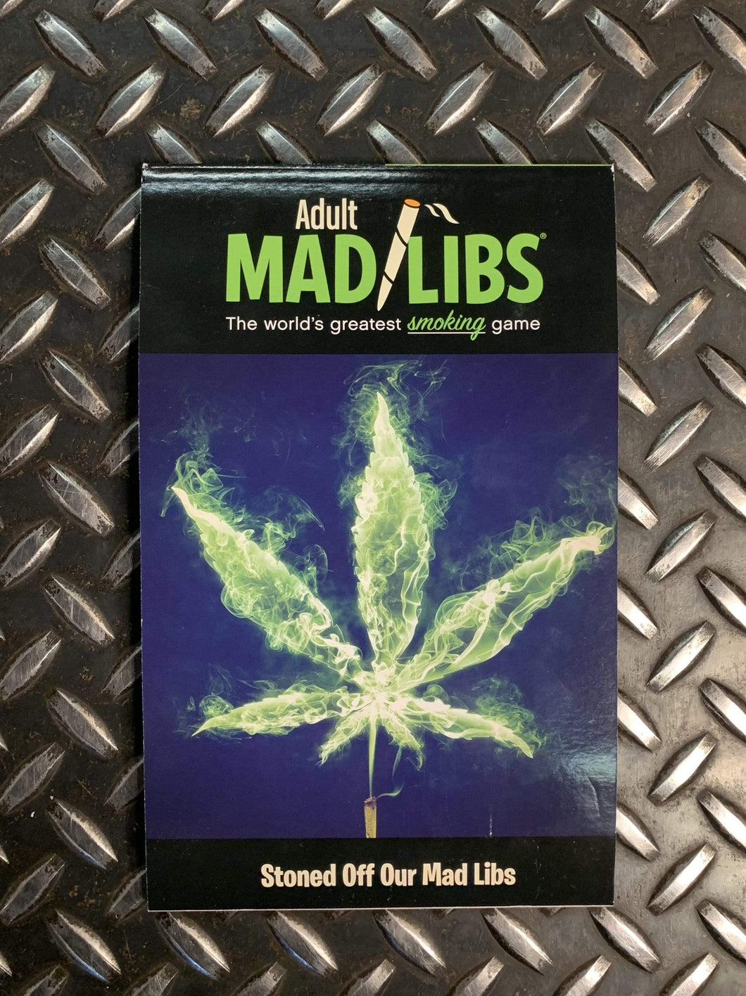 Smoking Mad Libs