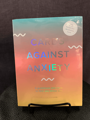 Penguin Random House Funny Gifts Cards Against Anxiety