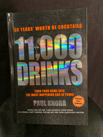Sterling Publishers Books 11,000 Drinks Book