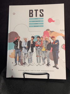 BTS The Ultimate Fan Book