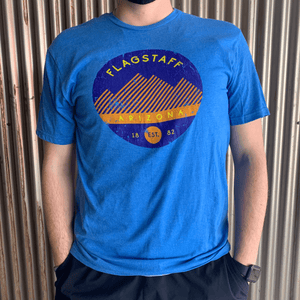 Mountain Press Flagstaff Tee