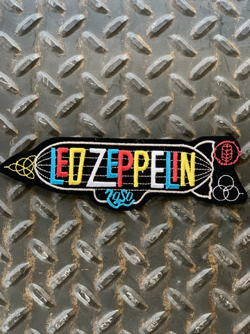 The Village Imports Patches Led Zeppelin Patch