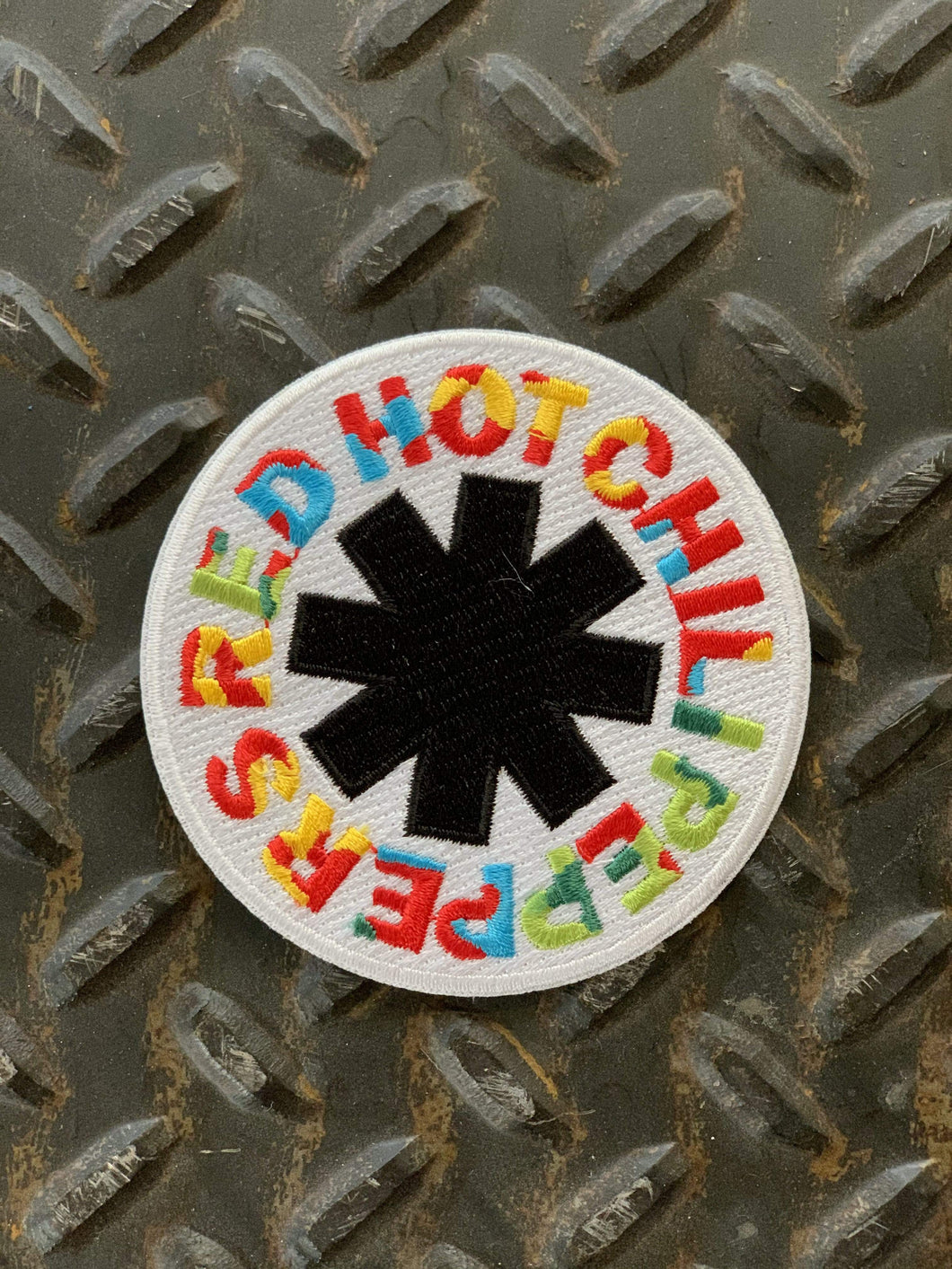 Red Hot Chilli Peppers Patch