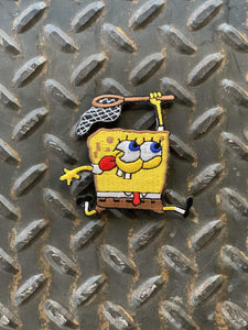 Spongebob Squarepants Patch