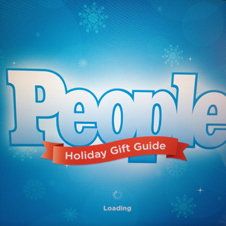 Press from People's Holiday Gift Guide 2012