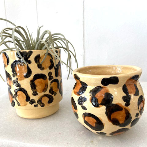 Luna Reece Pottery- $25 and $30