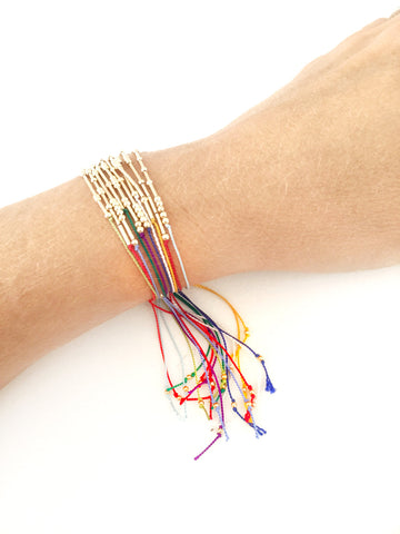 Morse Code Bracelets For Best Friends