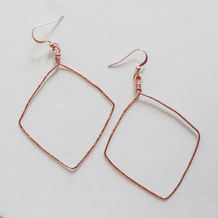 Geometric Earrings, Earrings, adorn512, adorn512