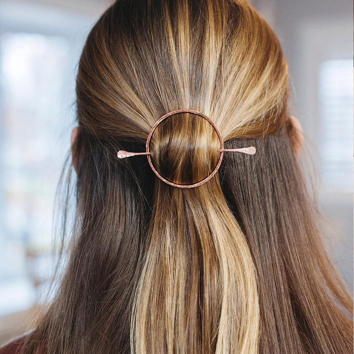 Eclipse Hair Slide, hair pin, adorn512, adorn512