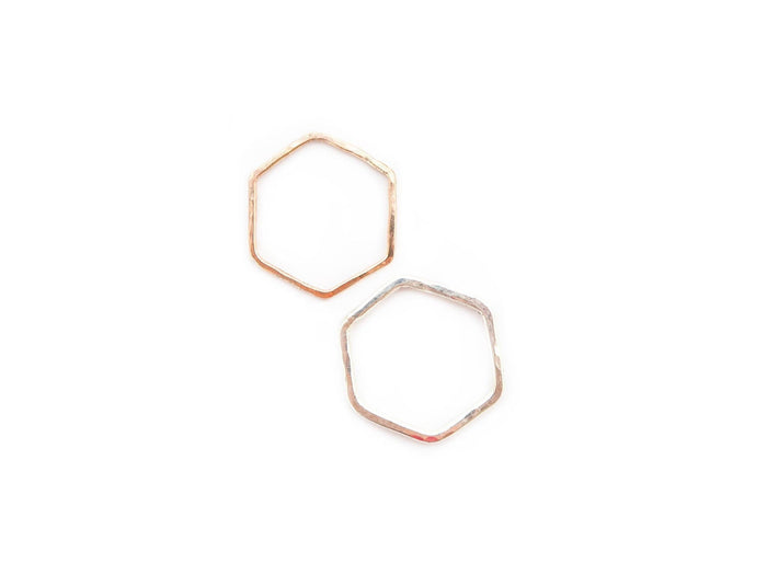 Hexagon Ring, , adorn512, adorn512