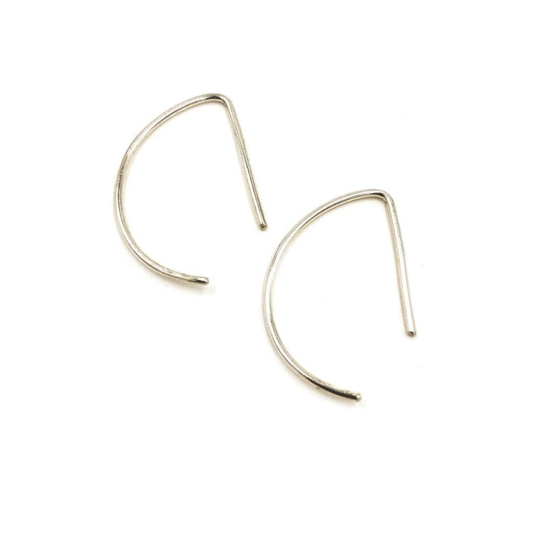 Single Arrow Earring | Small