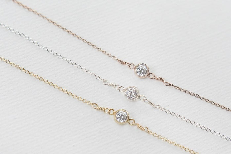 CZ Necklace, Necklaces, adorn512, adorn512