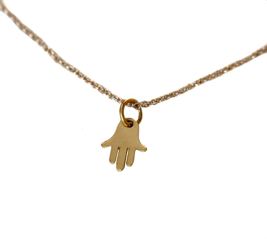 Hamsa Necklace, Necklace, adorn512, adorn512