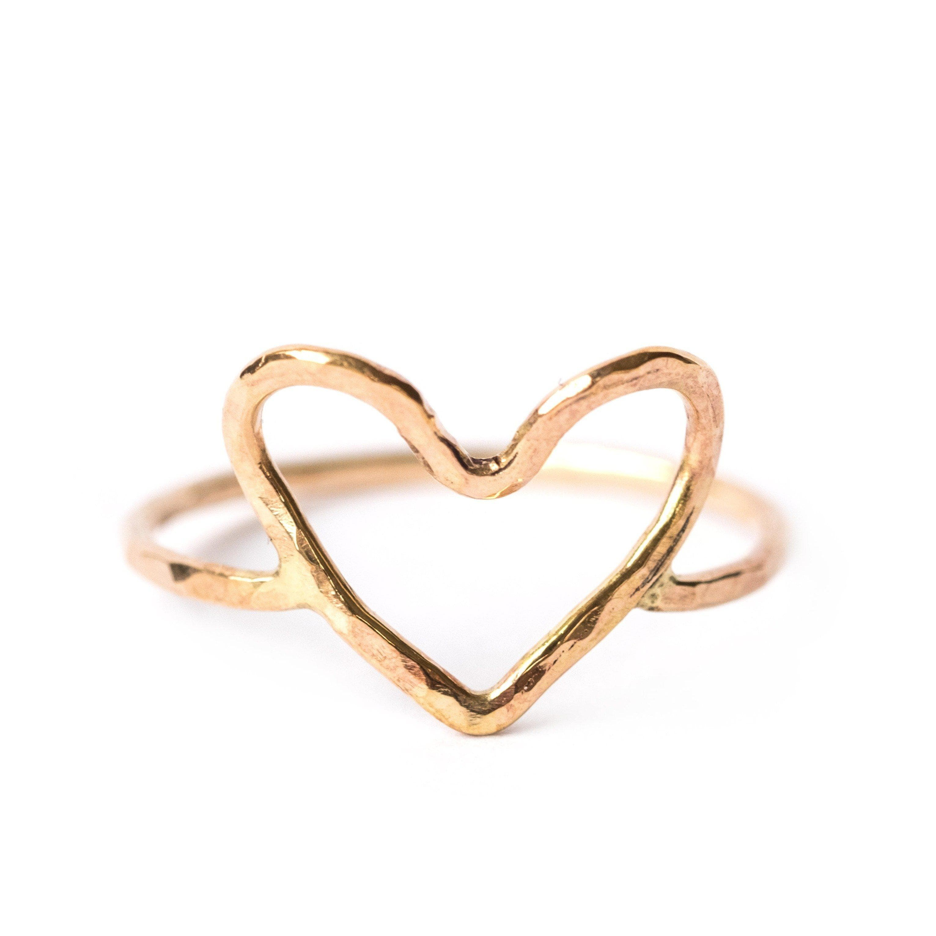 Heart Ring, Rings, adorn512, adorn512