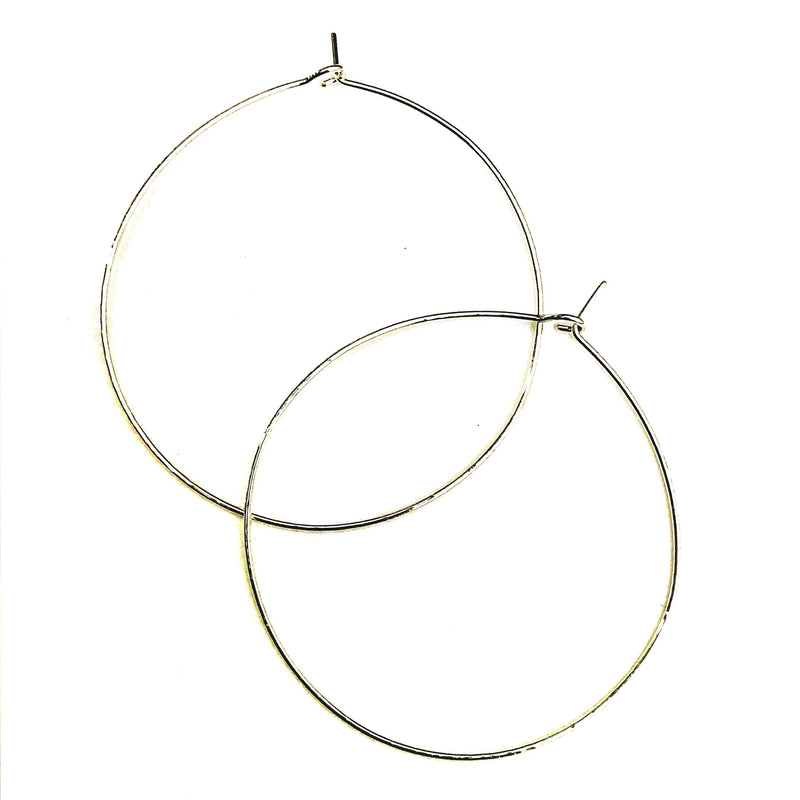 Classic Hoop Earrings, Earrings, adorn512, adorn512