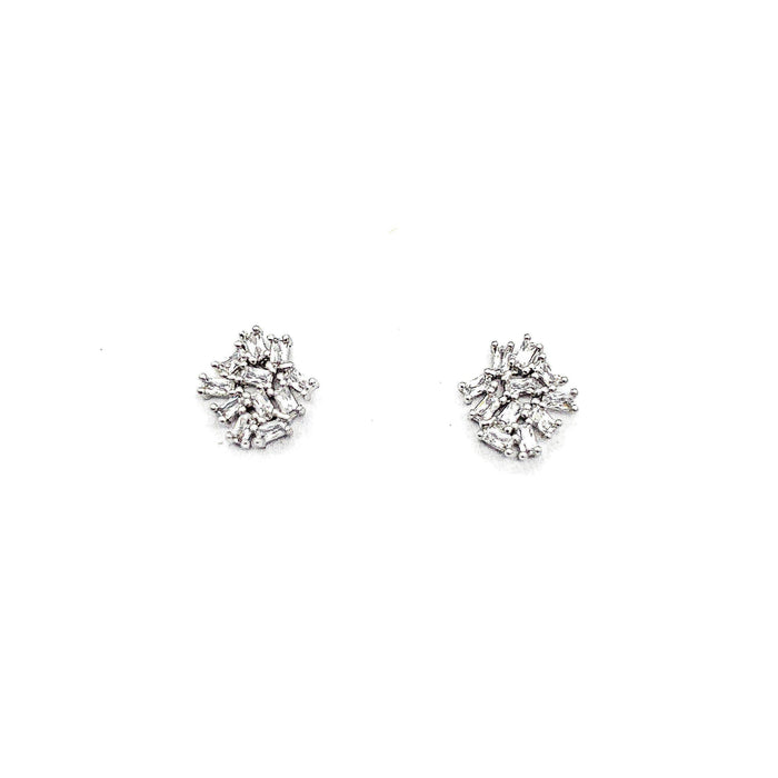 Single Jane Stud, Earrings, adorn512, adorn512