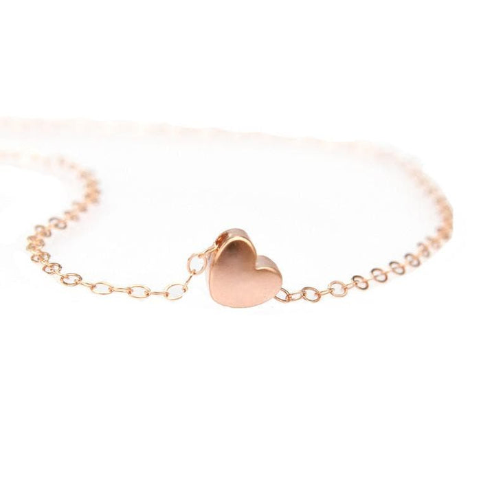Love Necklace - solid gold, Necklace, adorn512, adorn512