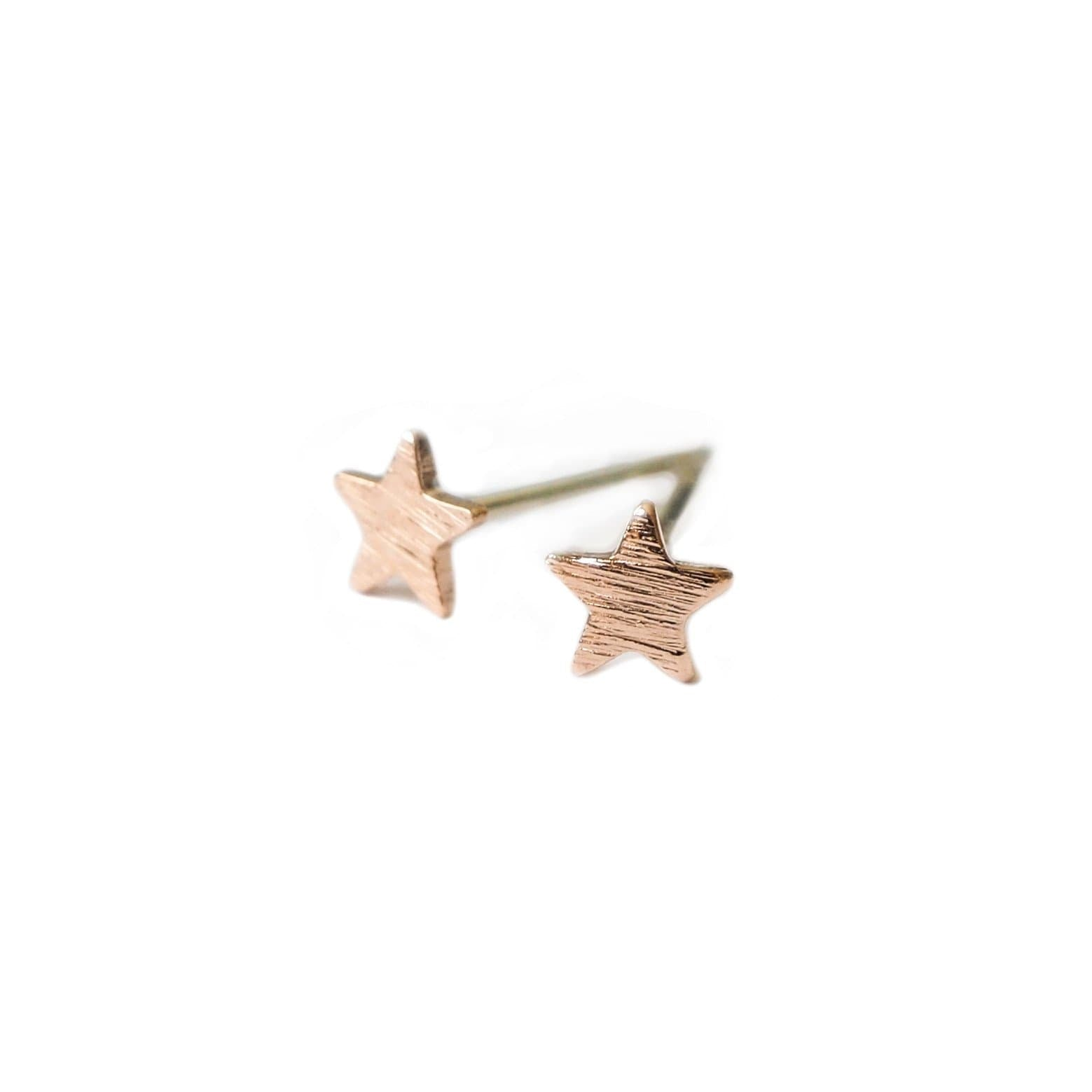 Star Stud Earrings, Earrings, adorn512, adorn512
