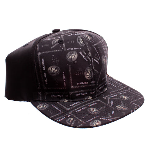 Black Card Charge It to the Game Snapback 600fbe8c1e1