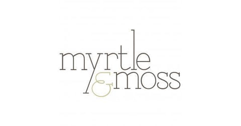 Myrtle and moss logo