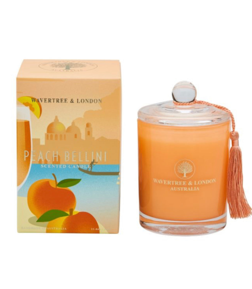 CANDLE - Peach Bellini