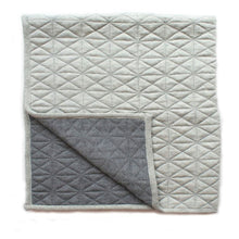 Load image into Gallery viewer, Reversible Quilted Blanket (4 Colour Variations)