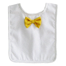 Load image into Gallery viewer, Bow Tie Bib (Various Colours)