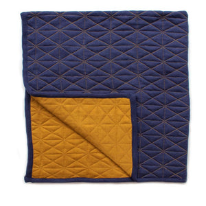 Reversible Quilted Blanket (4 Colour Variations)
