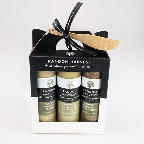 Food and wine gift pack