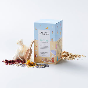 SOOTHE BABY BATH TEA