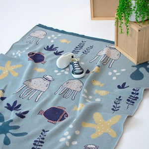 Under The Sea Blanket (2 Colour Variations)