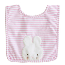 Load image into Gallery viewer, Baby Bunny Bib - 3 colour variations