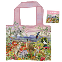 Load image into Gallery viewer, Foldable Shopper Bag Nature Dwellings