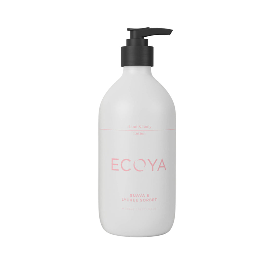 Guava and Lychee Hand and Body Lotion