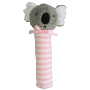 Koala Squeaker - 6 colour variations