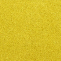 yellow polyester felt