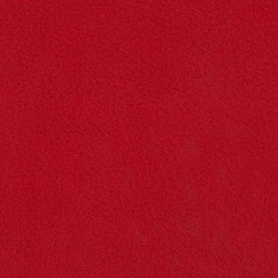 crimson polyester lambskin fleece solids