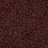 brown polyester lambskin fleece solid