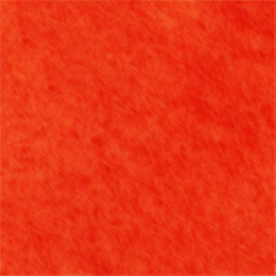 orange polyester lambskin fleece solids