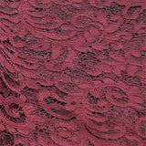 caberent polyester lace
