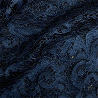 midnight polyester lace