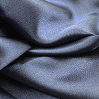 navy polyester satin