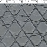 0345555 Quilted Laurier Satin (Diamond Quilt)