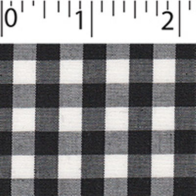 0367014 CHECKERBOARD GINGHAM (1/4 inch CHECK)