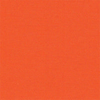 orange polyester cotton twill