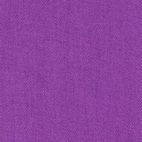 purple polyester cotton twill