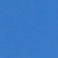 cobalt polyester cotton twill