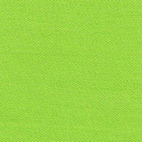 lime polyester cotton twill