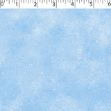 sky shadow play cotton fabric